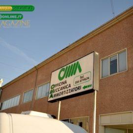 La sede O.M.A. di Comeana (Prato), inaugurata nel 2002