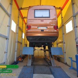 O.M.A. è in grado di operare su ogni tipo di veicolo