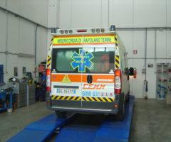 ambulanza shaft 113